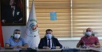 """REYHANLI TOPLUM MERKEZİ""""NİN TANITIMI YAPILDI"""