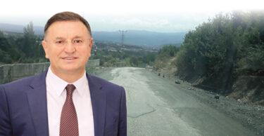 BATIAYAZ YOLU KADERİNE TERK EDİLDİ