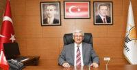YELOĞLU,  AK PARTİ HATAY'I TOPARLIYOR
