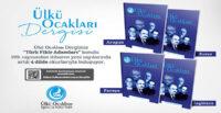 ÜLKÜ OCAKLARI DERGİSİ  4 DİLDE YAYINDA