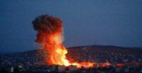 AFRİN'DE BOMBALI TERÖR SALDIRISI