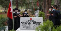 ŞEHİT ASTSUBAY FERHAT GEDİK UNUTULMADI