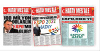 EXPO PROJESİ GÜME GİTTİ!