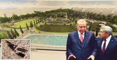 STAD YIKILIYOR MİLLET BAHÇESİ GELİYOR