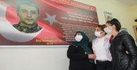 ŞEHİT POLİS ANIL KEMAL KURTUL'UN ADI, MEMLEKETİ HATAY'DAKİ KÜTÜPHANEDE YAŞATILACAK