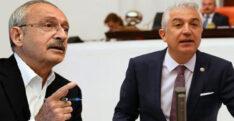 CHP'Lİ SANCAR'IN İSTİFASI ORTALIĞI KARIŞTIRDI!