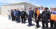 BAKAN SOYLU, 1 YILDA BURADA (İDLİB'DE) 35 BİN EV NİHAYETE ERDİRİLMİŞTİR