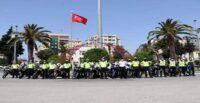 POLİS VE JANDARMA EKİPLERİ TRAFİK HAFTASI DOLAYISIYLA KORTEJ YAPTI