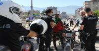 300 POLİSLE GERÇEKLEŞTİRİLEN ASAYİŞ UYGULAMASINDA 4 ŞÜPHELİ YAKALANDI