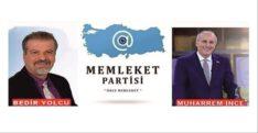 BEDİR YOLCU MEMLEKET HAREKETİ SAFLARINDA