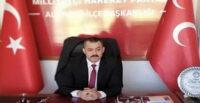 """BAŞKAN TÜRK, ÜRETİCİYE DESTEK AFRİN YAĞINA """"DENETİM"""" İSTEDİ"""