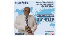 TÜTÜNCÜOĞLU BEYZADE FM'DE BİLİNMEYENLERİ AÇIKLIYOR