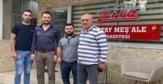 DEVA PARTİSİ'NDEN GAZETEMİZE ZİYARET
