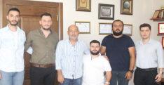 DEVA PARTİSİ'NDEN TEMİZYÜREK'E ZİYARET