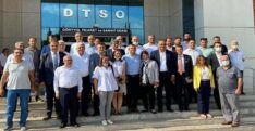 CHP'Lİ ÖZEL'DEN DÖRTYOL TSO'YA ZİYARET