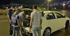 800 POLİSLE HERYER DİDİK DİDİK ARANDI