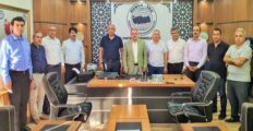 STK TEMSİLCİLERİNDEN BAYRAKDAR'A ZİYARET