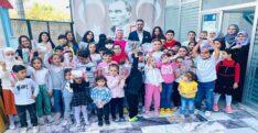 GÖÇDER'DEN 100 ÇOCUĞA ÜCRETSİZ SAĞLIK TARAMASI