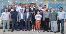 DEVA HATAY, MAHALLELERDE FİLİZLENİYOR